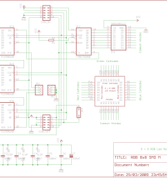 led matrix schematic image search results wiring diagram today 8 8 led matrix electronics projects [ 1567 x 1072 Pixel ]