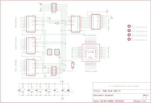 small resolution of led matrix schematic image search results wiring diagram today 8 8 led matrix electronics projects