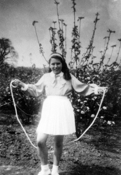1955 Skipping Dancer