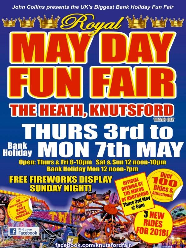 Knutsford Fair 2018