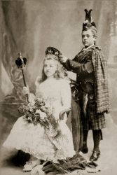 Lottie Cragg and James Norbury, 1901