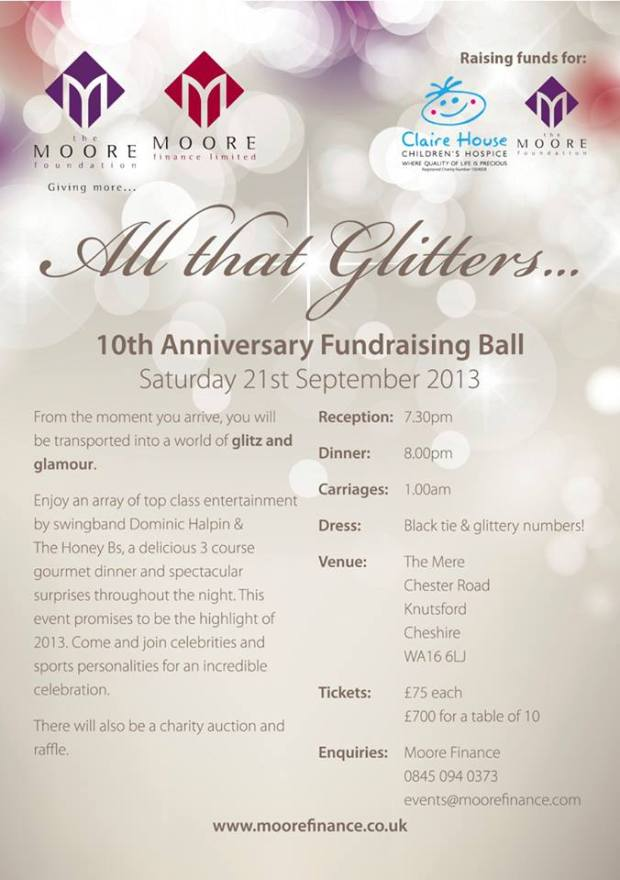 Moore Charity Ball