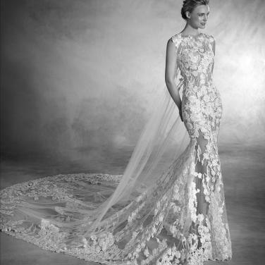 Pronovias Atelier Natura size 12 2017 Collection