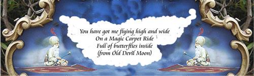 Flying-carpet-gedicht