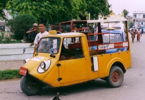 Birma-taxi
