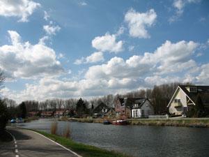 Echte hollandse wolken!