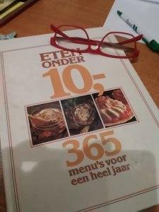 Eten onder een tientje, kookboek van Libelle