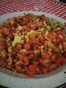 Zelf bedacht recept voor Italiaanse hutspot