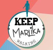"""""""Keep Marlika walking"""""""