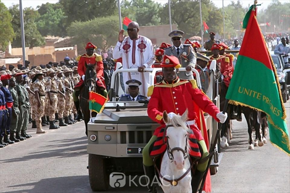 Burkina Faso : Fête de l'indépendance, le président Kaboré reconnaissant des sacrifices des FDS - KOACI