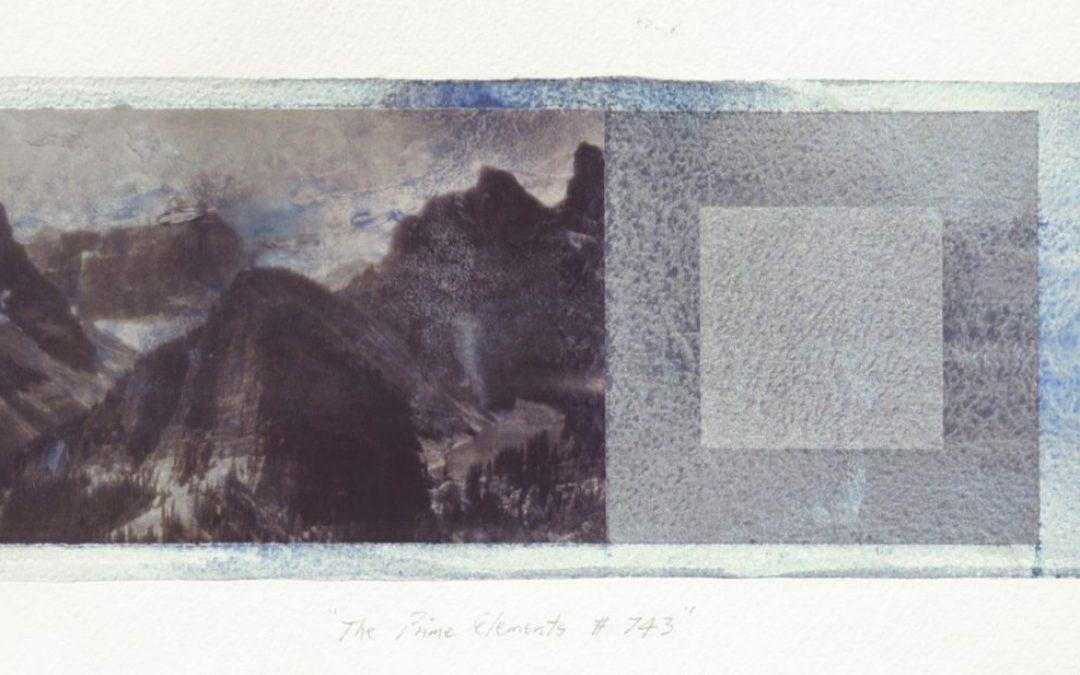"Peter Deacon RCA, ASA  ""The Prime Elements #743""  2014"