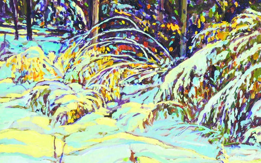 "William Duma RCA, ASA ""Early Snow"" 2014"