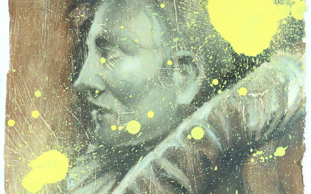 "Carl White ""Re.collect I I I"" , 2015"