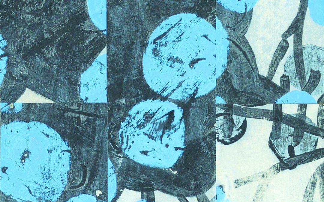 "Geoffrey Hunter  ""Broken Garden""  2015"