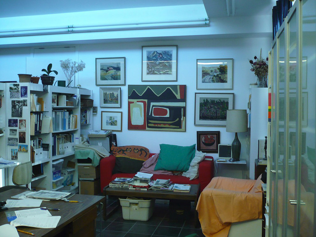 Artists Residence Library