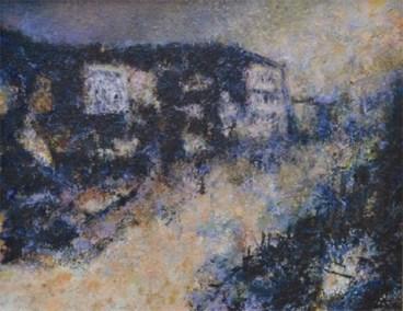 Canalazzo Rivedel Fero 1994 - 24x36