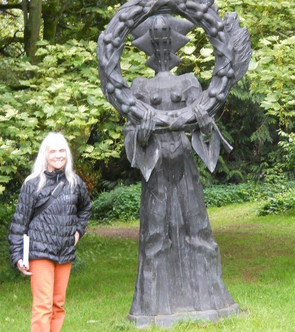UK Artist Donates Sculpture