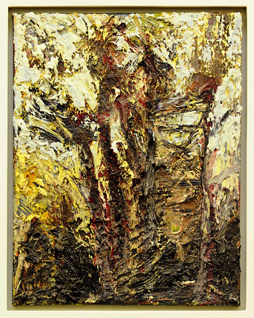 "Peter Von TiesenhauObservance , 2013 11"" x 14"" Oil on Canvas Observance , 2013 11"" x 14"" Oil on Canvas 1,900.00 Y"