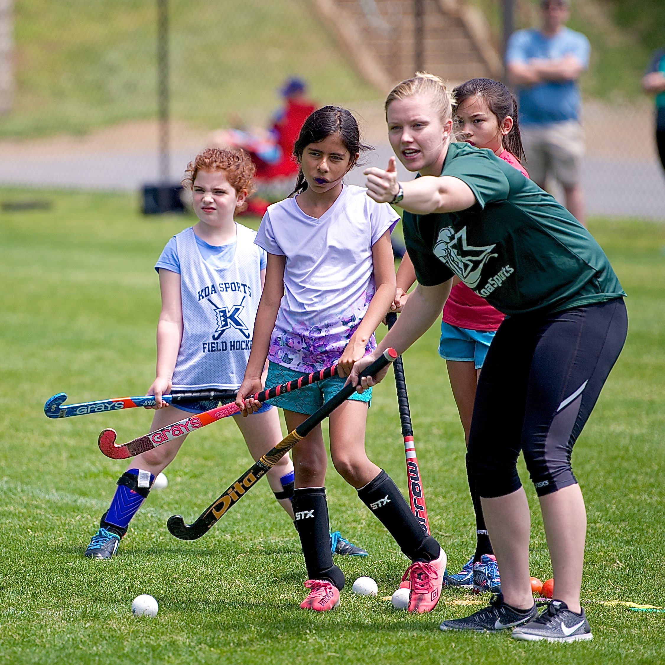 Field Hockey Clinics (K-12th Grade)