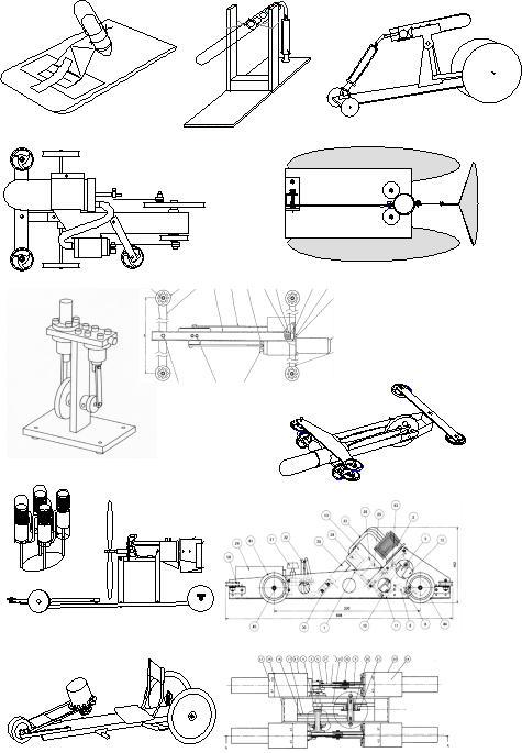 Model Hot Air Engine Plans