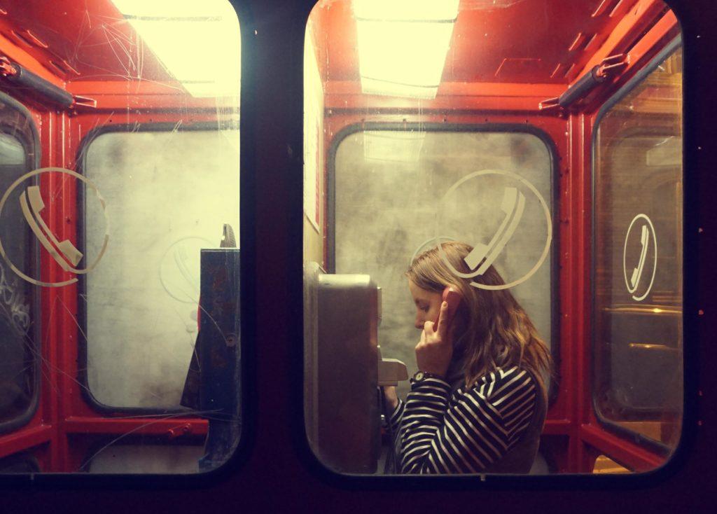 A Freelancing Introvert Versus Phones