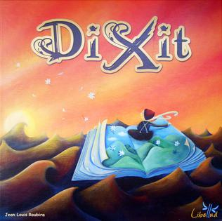Board Games and Learning English: DixIt