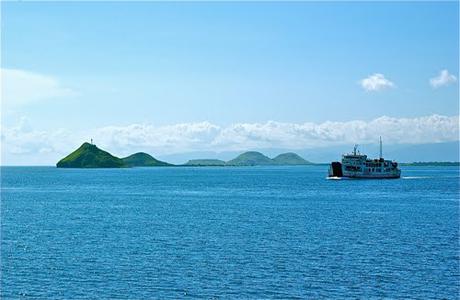 Pulau Paserang Digarap PT NOP