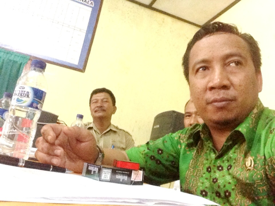 Fud Syaifuddin Respon Permintaan Masyarakat