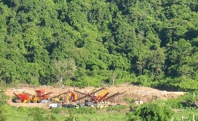 Pemerintah Bungkam, Aktifitas Galian C di Lampok Banjir Kecaman