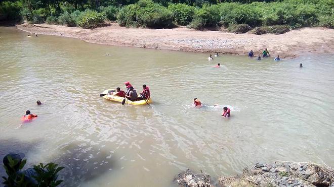 Korban Air Bah Brang Ene Akhirnya Ditemukan Tak Bernyawa