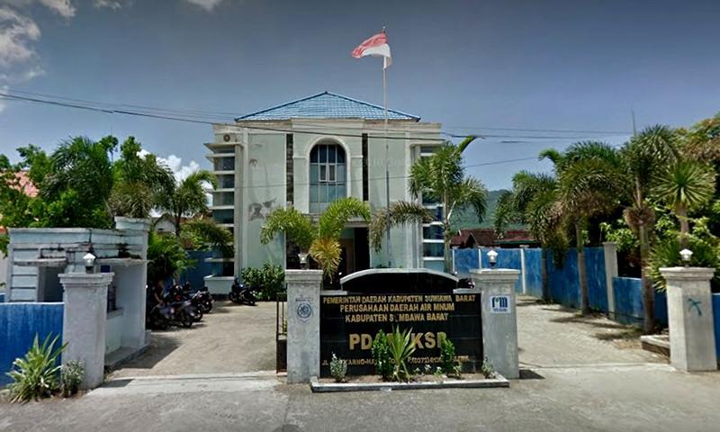 PDAM KSB Berencana Naikkan Tarif Dasar Air Minum