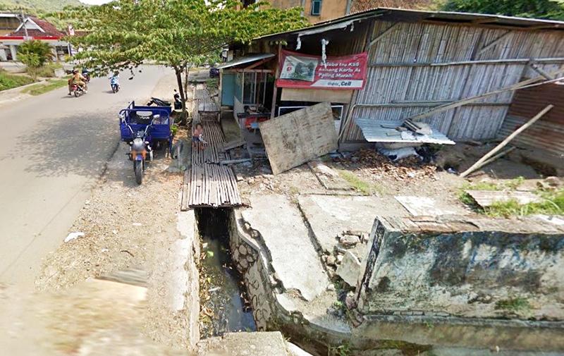 Sistem Drainase Kota Taliwang Akan Dibenahi