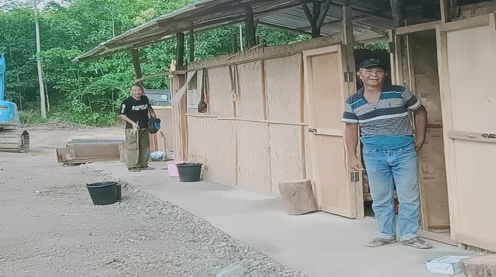Warga Negara Asing Garap Tambang Emas Ilegal di KSB