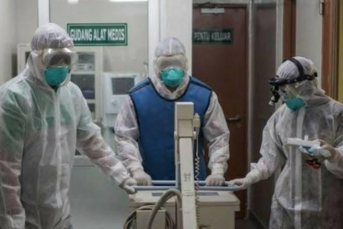 RSUD Asy-Syifa Sediakan APD Berupa Baju Astronot Hadapi Covid-19