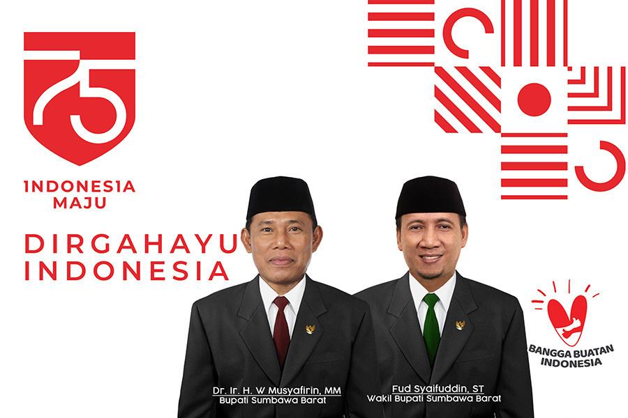 Dirgahayu RI Ke-75: Bangga Buatan Indonesia, Untuk Indonesia Maju