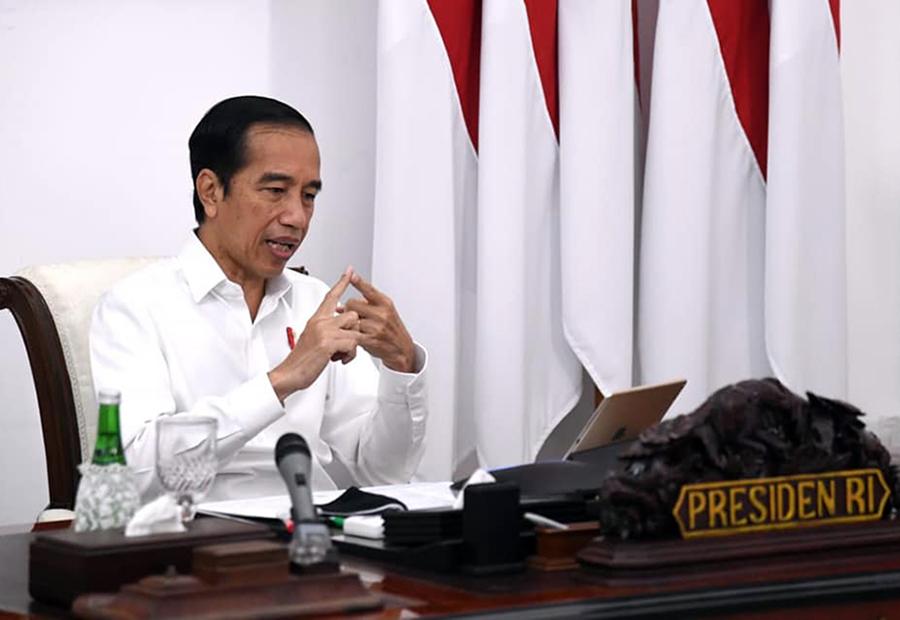 Presiden Jokowi: Penerapan Protokol Kesehatan Covid-19 Selama Pilkada Tak Bisa Ditawar-tawar