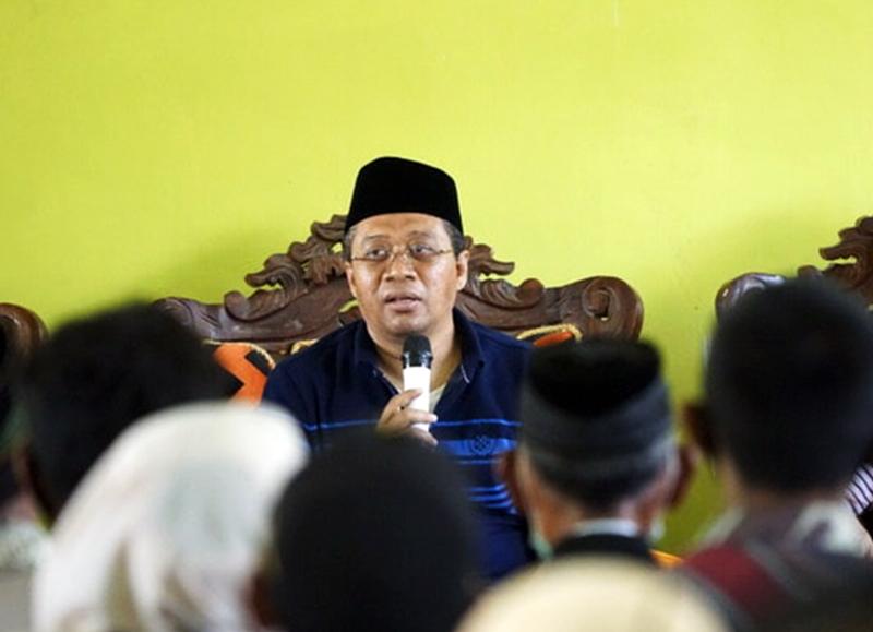 Di Desa Mungkin, Gubernur Minta Pemuda NTB Tak Boleh Kerdil