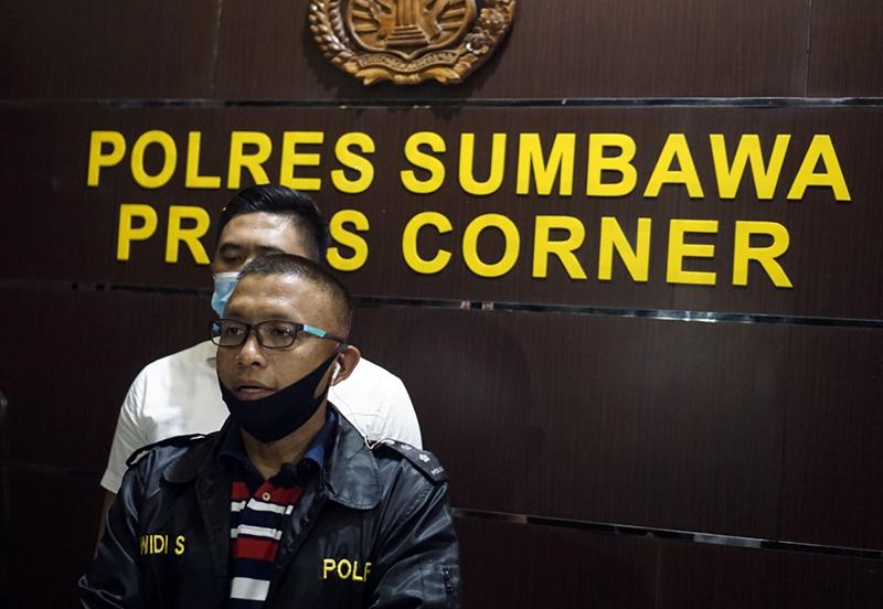 Dalam 3 Hari, Polres Sumbawa Bekuk 2 Terduga Pelaku Tindak Pidana Narkotika