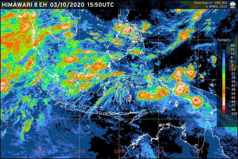 BMKG Peringatkan Ancaman La Nina di Indonesia
