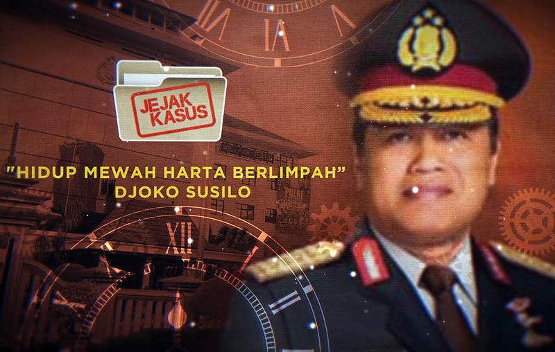 KPK Ungkap Jejak Kasus Djoko Susilo