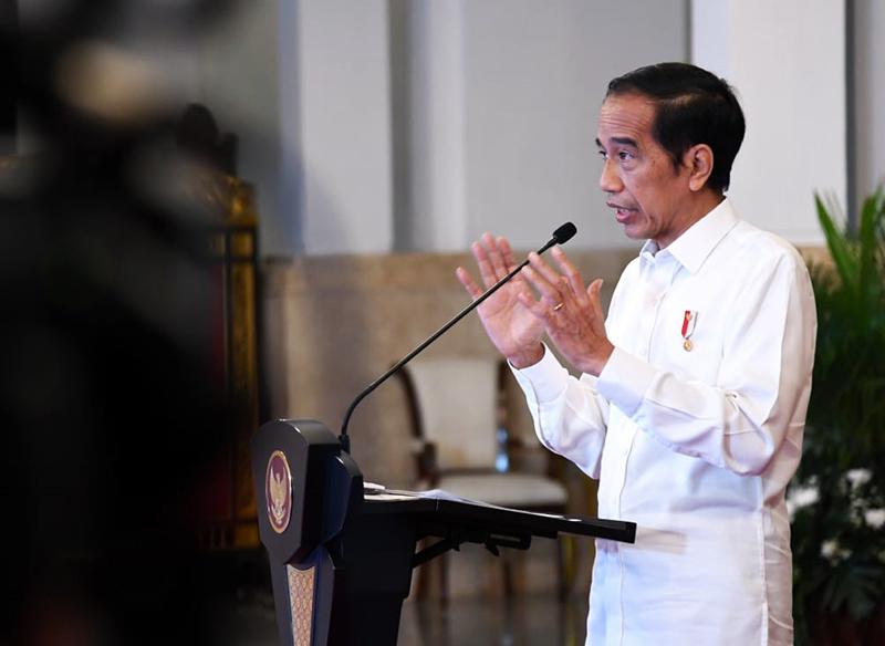 Presiden Jokowi Ingin Indonesia Ikut Tren Ekonomi Hijau dan Ekonomi Digital
