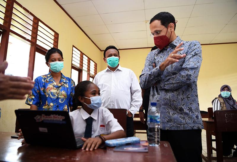 Guru Penggerak Jadi Syarat Menjadi Kepala Sekolah