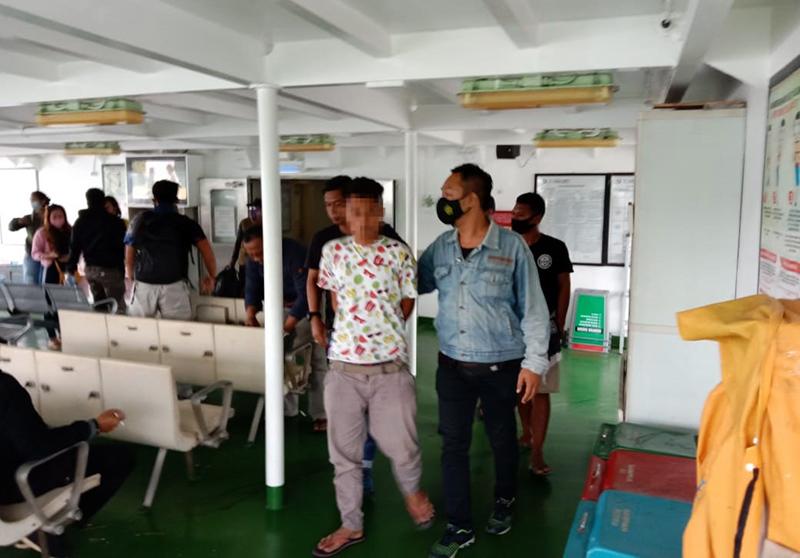 Kabur Ke Nusa Penida Bali, Pelaku Begal di Lombok Barat Dibekuk Polisi