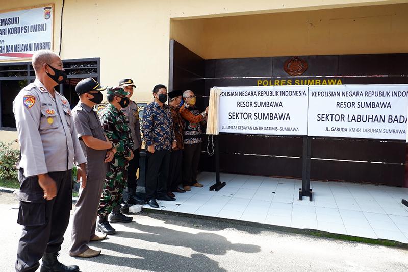 Masih Ada 8 Kecamatan yang Belum Punya Polsek di Sumbawa