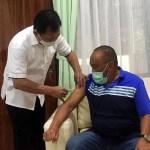 ARB Disuntik Vaksin Nusantara