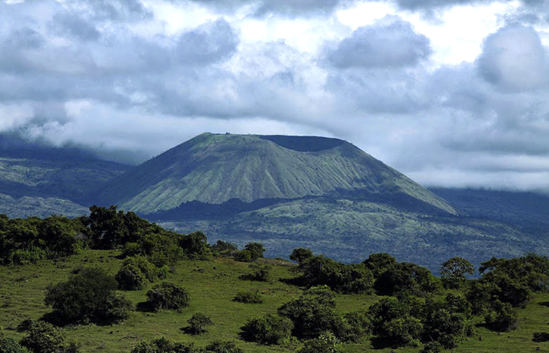 Gunung Tambora Sumbawa