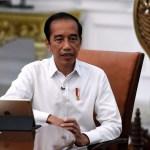 Jokowi Marah