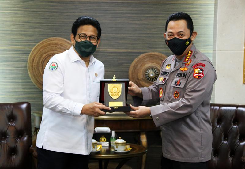 Polri Siap Kawal Penggunaan Dana Desa di Seluruh Indonesia