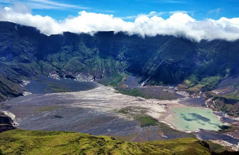 Taman Nasional Gunung Tambora Kaya Ragam Hayati, Destinasi Wisata Unggulan Pulau Sumbawa