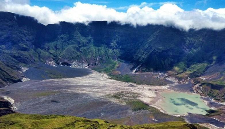 Taman Nasional Gunung Tambora Pulau Sumbawa